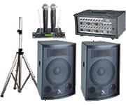 Звуковые комплекты
