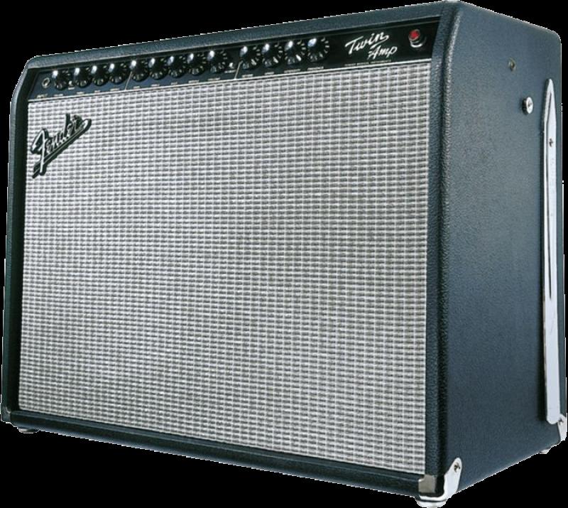 Гитарный комбоусилитель - Fender Twin Amp
