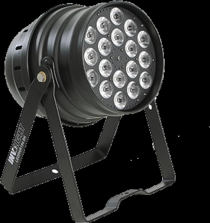 LED светодиодный прожектор - Involight LED Par184BK