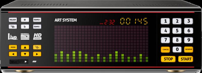 Караоке система Art System AST-100