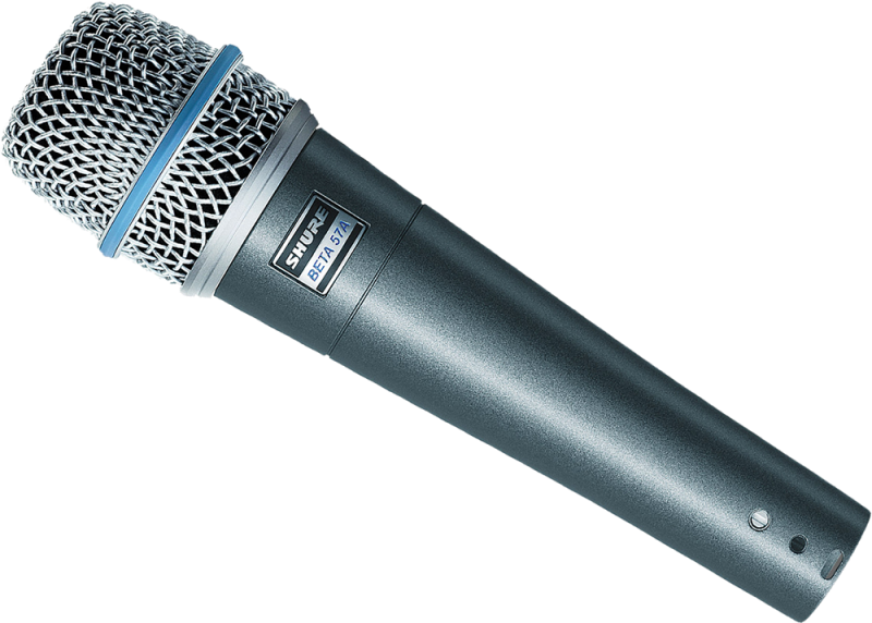 Микрофон инструментальный Shure Beta57A