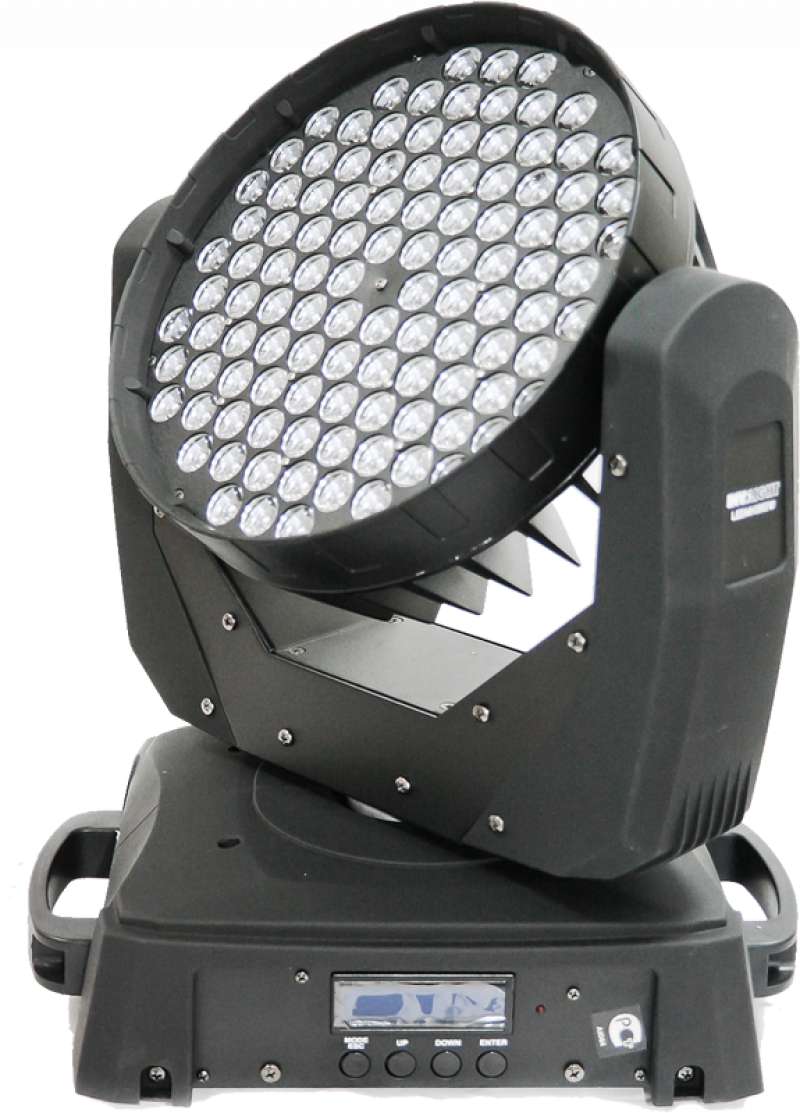 LED вращающаяся голова - Involight LED MH1083W