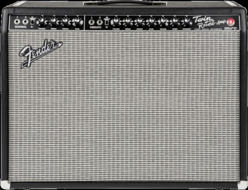 Гитарный комбоусилитель - Fender 65 Twin Reverb