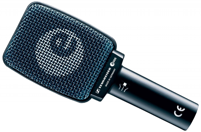 Микрофон инструментальный Sennheiser E 906