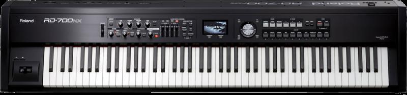 Сценическое электропиано Roland RD700 NX