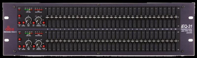 DBX IEQ31 эквалайзер