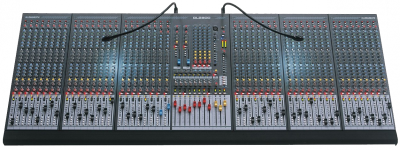 Микшерный пульт Allen & Heath GL2800 40 каналов