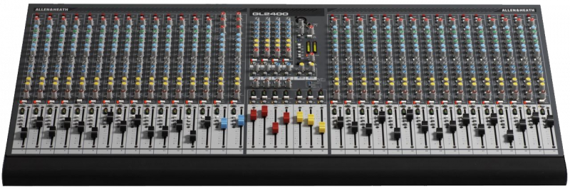 Микшерный пульт Allen & Heath GL2400 32 канала