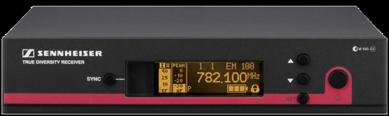 Радиосистема Sennheiser EW 152 G3 - микрофон с оголовьем