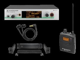 Монитор ушной - Sennheiser EW300 IEM G3