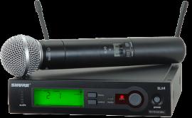 Радиомикрофон Shure Slx24 Beta58