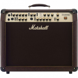 Комбоусилитель для акустической гитары - Marshall AS100D-E 100W